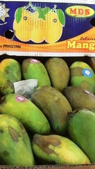 Pakistani mangoes