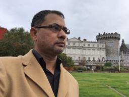 Jim @ Dublin Castle1