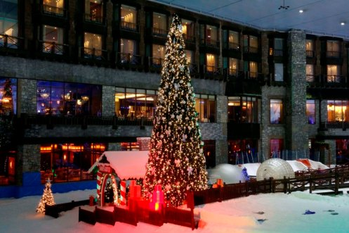 Ski Dubai_This is Christmas 2