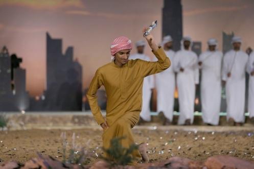 Rashid bin Harmash Al Mansouri