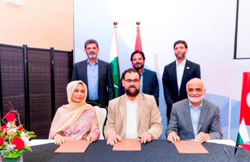 PAD-Indus signing