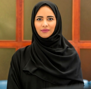 Hind Bin Demaithan Al Qemzi, Director of Initiatives and Creativity at HHC